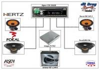 XENON, шумоизоляция и аудиоподготовка авто.