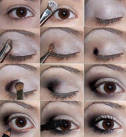www.avoncompany.ru. макияж для карих глаз с каштановыми волосами и...