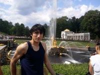 Адел Ахмедов, 24 марта 1992, Санкт-Петербург, id154155607