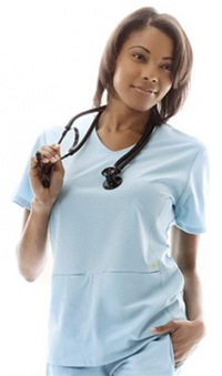 Модная медицинская одежда из сша