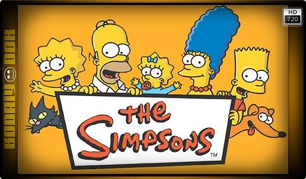Сериал симпсоны скачать торрент