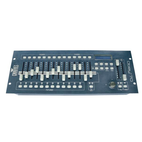 ...OBEY 70 7839 р. Obey 70.  Универсальный DMX-контроллер для управления...