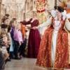 Открытый бал эпохи Возрождения