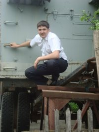 Dmitriy Ehsaulov, 22 августа 1995, Мурманск, id119089190