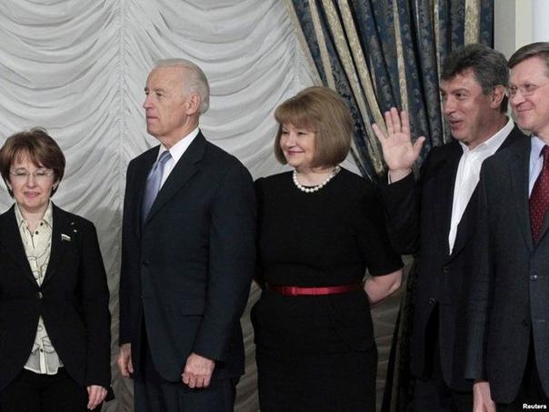 Чирикова о встрече в американском посольстве