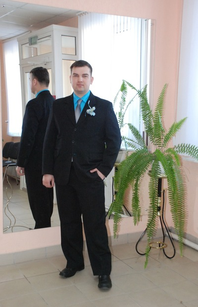 Андрей Федорук, 19 ноября , Брест, id65548786