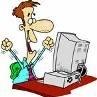 Работа поиск информации в интернете