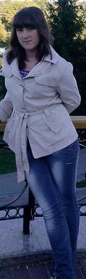Анастасия Саликова, 21 марта 1997, Тамбов, id102448705