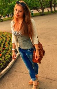 Жанна Новарова, 11 августа 1996, Луганск, id173778687