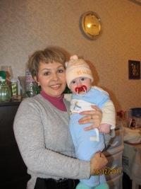Елена Шаклеина, 13 марта 1985, Новосибирск, id124636469