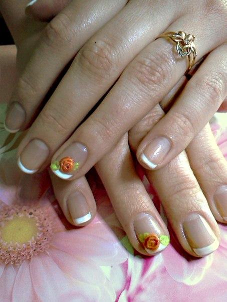 Клвые рисунки на ногтях 2011 - Рисунки на.