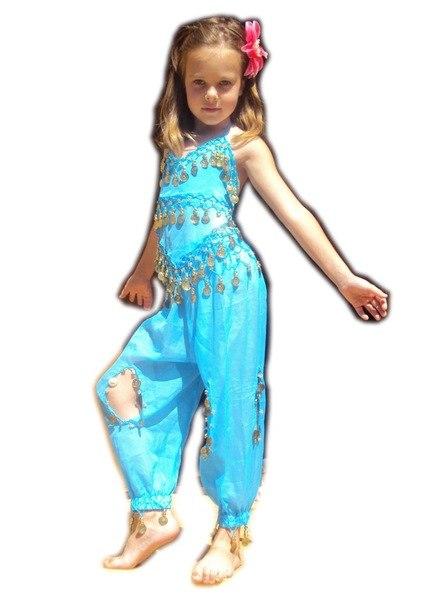 как сшить костюм восточный для ребенка.