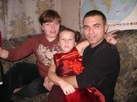 Анастасия Гончарова, 27 сентября , Москва, id137793494