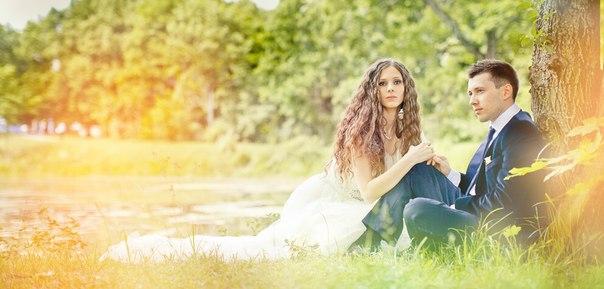 живая свадебная фотография