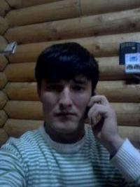 Камолиддин Муродов, 30 апреля 1989, Москва, id166940350
