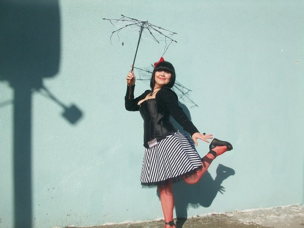"""Фотоотчет с выставки """"Рыжая ворона. Хеллоуин по-русски 2010"""" 16 октября X_8e7b45a1"""