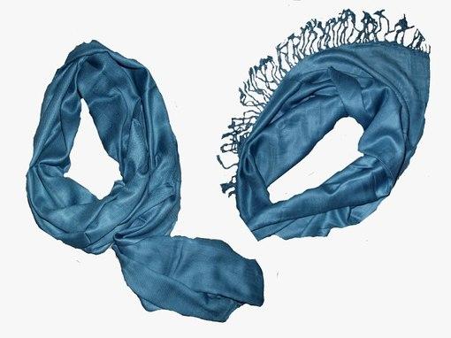 Снуд, шарф, платок, палантин - модные аксессуары 2011.
