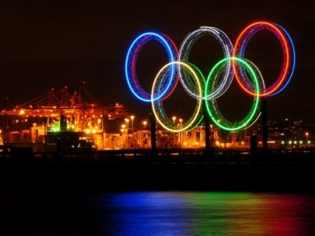 герб олимпиады в лондоне