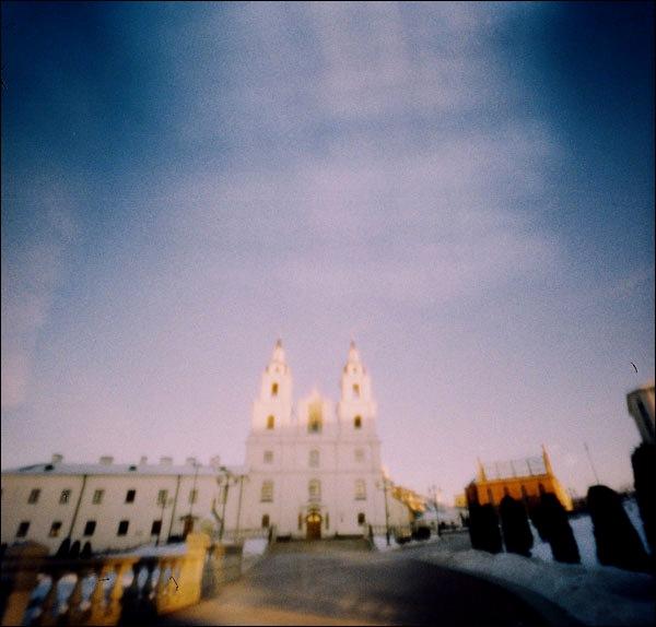 Международная выставка пинхол-фотографии