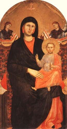 Джотто в Третьяковской галерее. Во Христе.