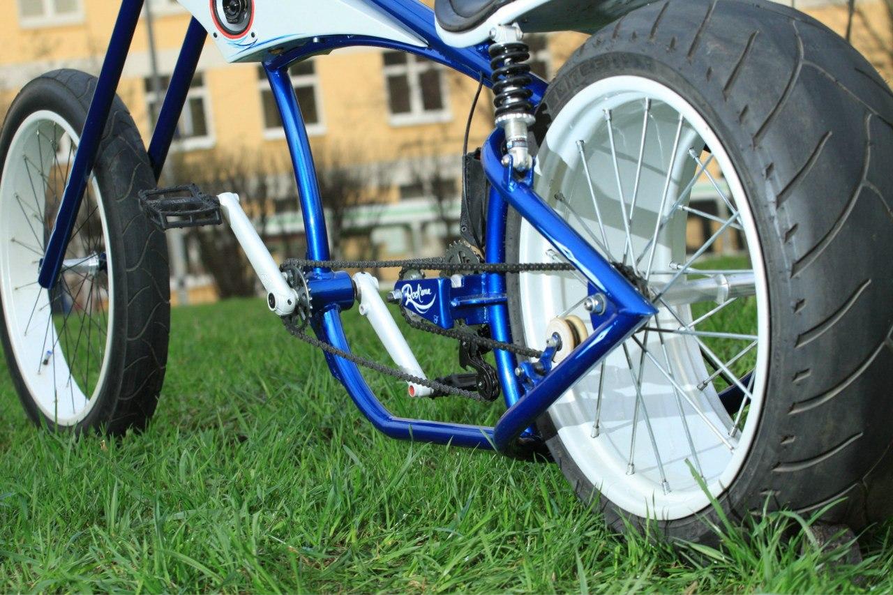 Как делать велосипед своими руками