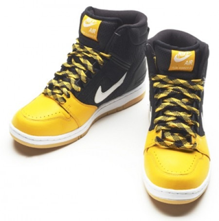Кеды Air Force II High от Nike Sportswear.