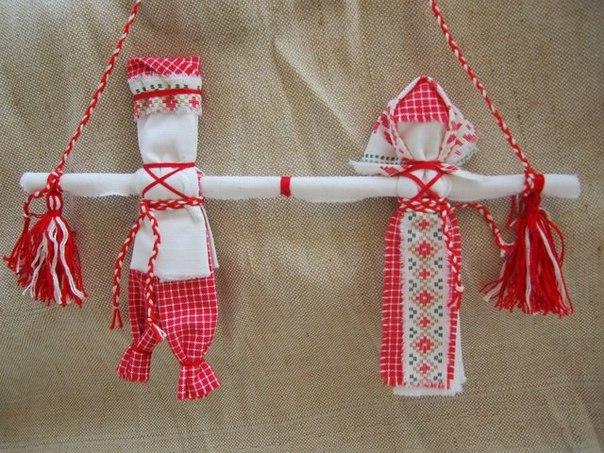 Кукла оберег для детей своими руками из ткани