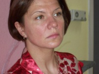 Jelena Zvereva, Skrunda