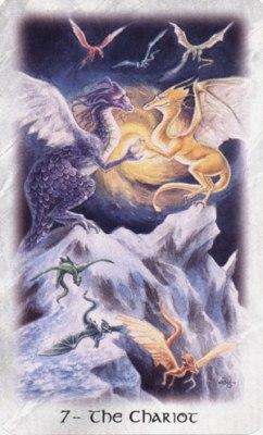 Таро Кельтских Драконов HoTy1firN0U