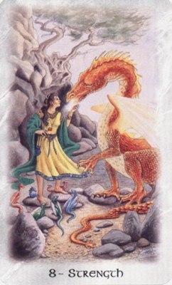 Таро Кельтских Драконов _hlDEML9bgw