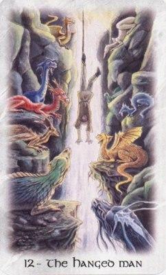 Таро Кельтских Драконов JYXPF55u6y4