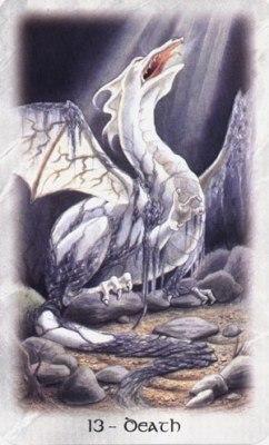 Таро Кельтских Драконов RPyjYcEtWKo