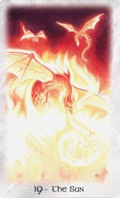 Таро Кельтских Драконов Z_WLY-OTiEM