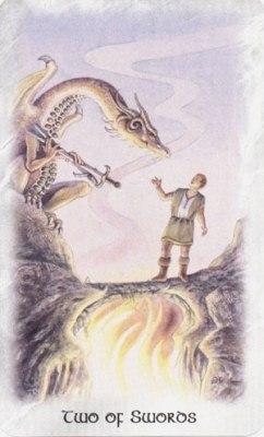 Таро Кельтских Драконов Qytt1cFbuhk