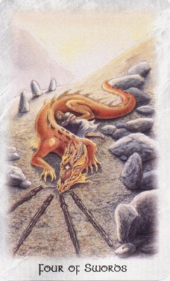 Таро Кельтских Драконов Ili995nnvT0