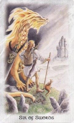 Таро Кельтских Драконов XperUlCnYkM