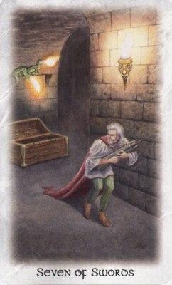 Таро Кельтских Драконов XAjmAbky1_k