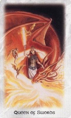 Таро Кельтских Драконов SA9879GvYxI