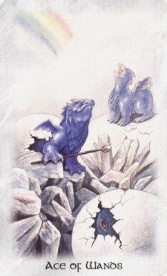 Таро Кельтских Драконов TyI55Rhf6jc