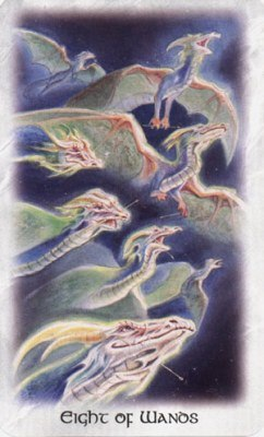 Таро Кельтских Драконов R9l4IV0Vg6c