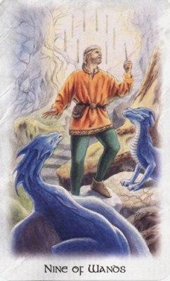 Таро Кельтских Драконов QO84wBOCKBw
