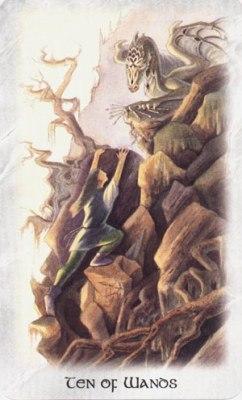 Таро Кельтских Драконов GpPdaCHxoiY