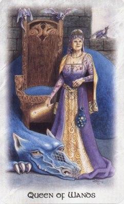 Таро Кельтских Драконов M5LARdiRj1I