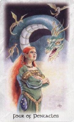 Таро Кельтских Драконов Lw0roVXKplo