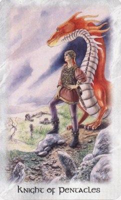 Таро Кельтских Драконов A48JMp3ZRJc