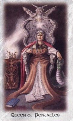 Таро Кельтских Драконов ZfhhlhLnl2o