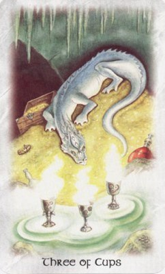 Таро Кельтских Драконов M2kZsBHTum8