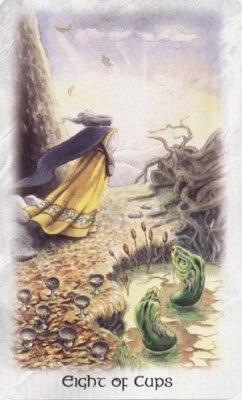 Таро Кельтских Драконов C1KJAMn452Y
