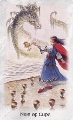 Таро Кельтских Драконов AUgtZicaIso