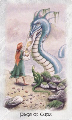 Таро Кельтских Драконов Z2q2fRjCf4I